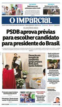 São Luís, 09 de Junho de 2021