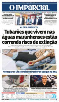 São Luís, 14 de Junho de 2021